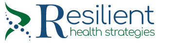 Resilient Health Strategies Logo